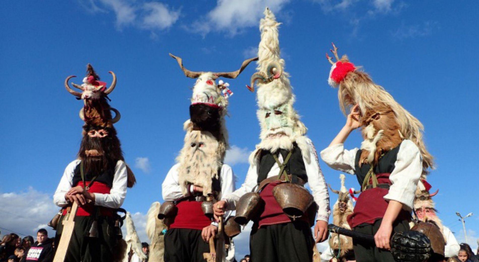 Новогодишната ваканция в Банско на дългоочакваният празник Кукери