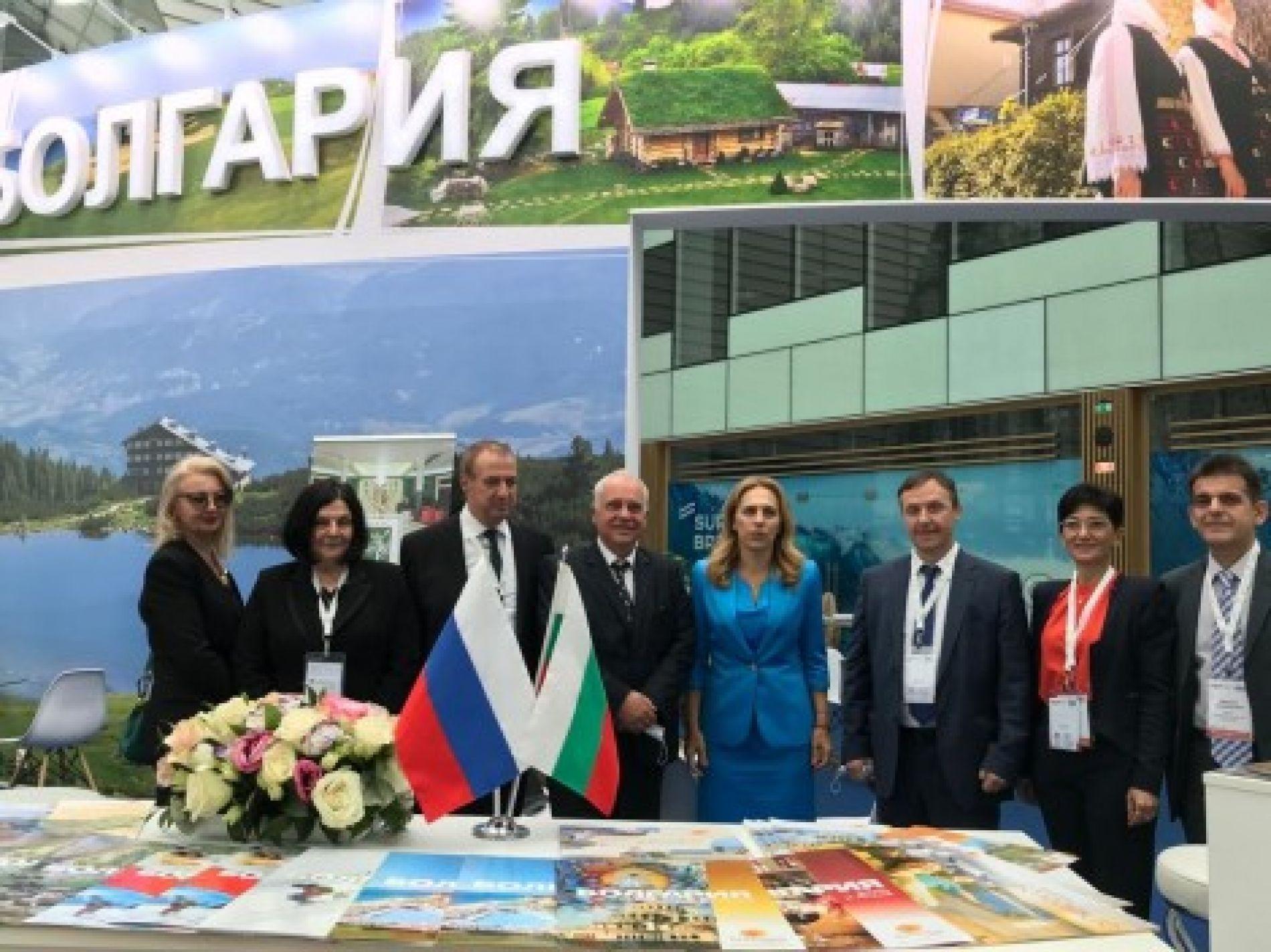 България е готова да приеме руски туристи като сигурна дестинация