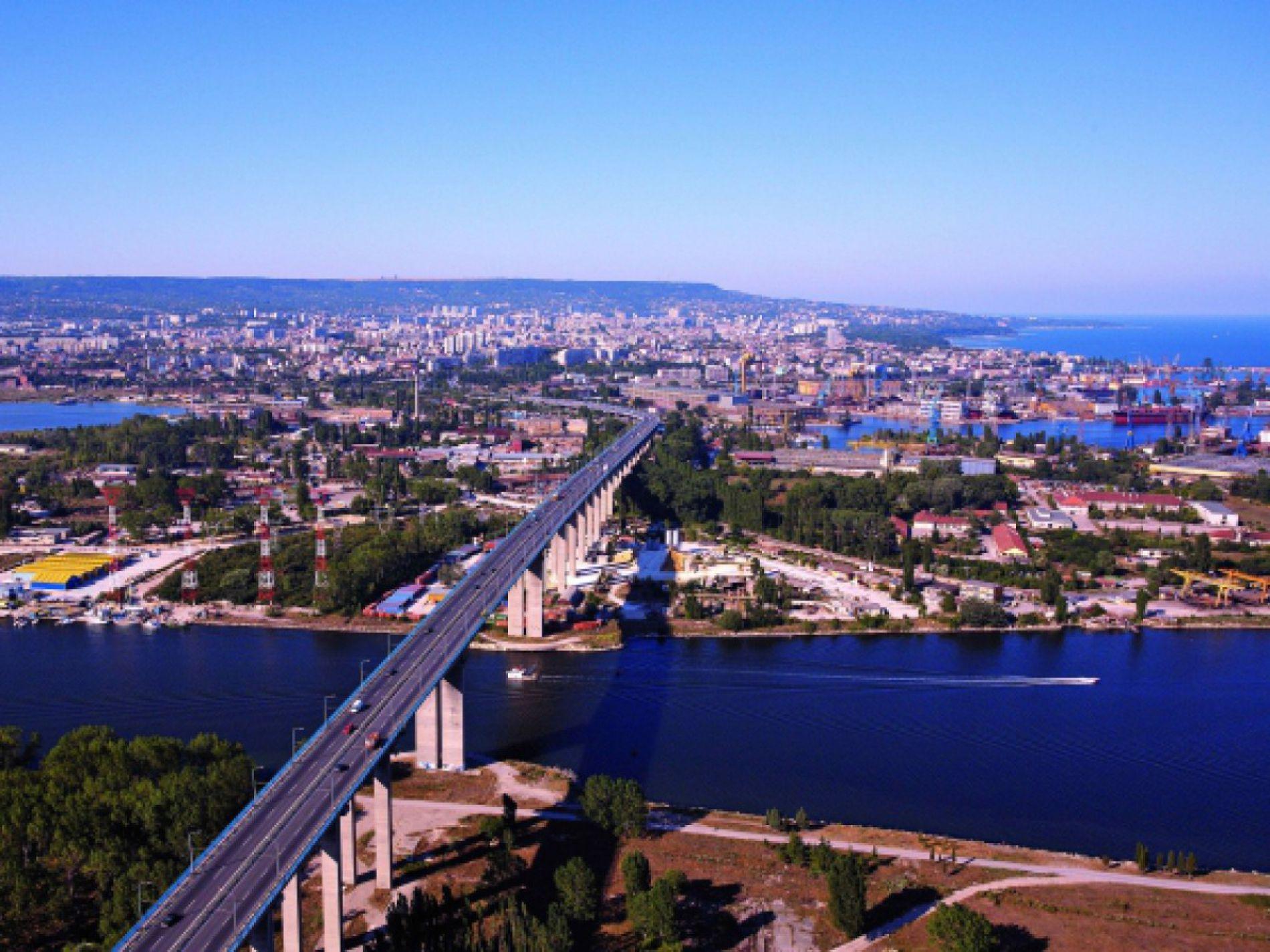 Започва ремонт на петия булевард във Варна