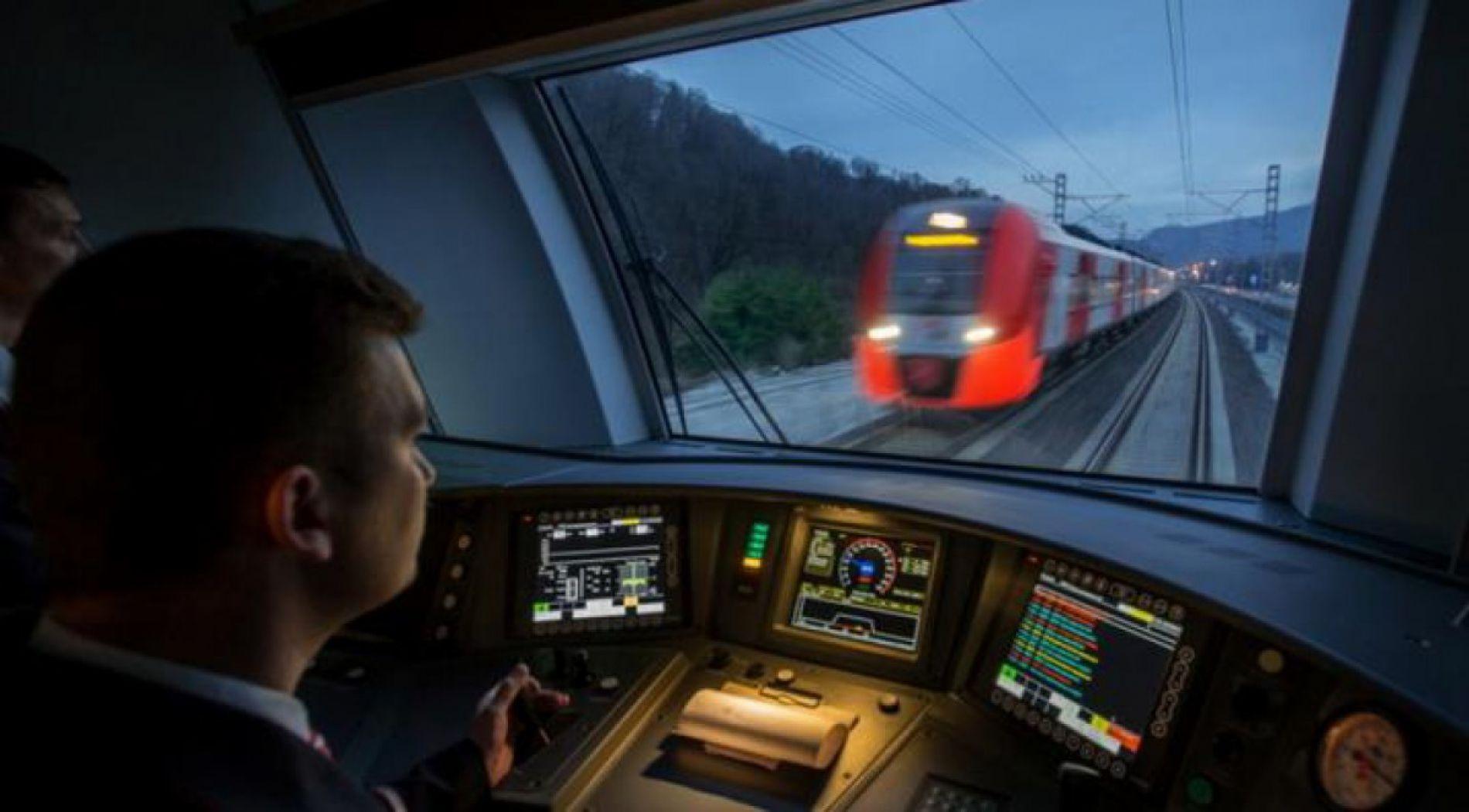Влакове София - Москва