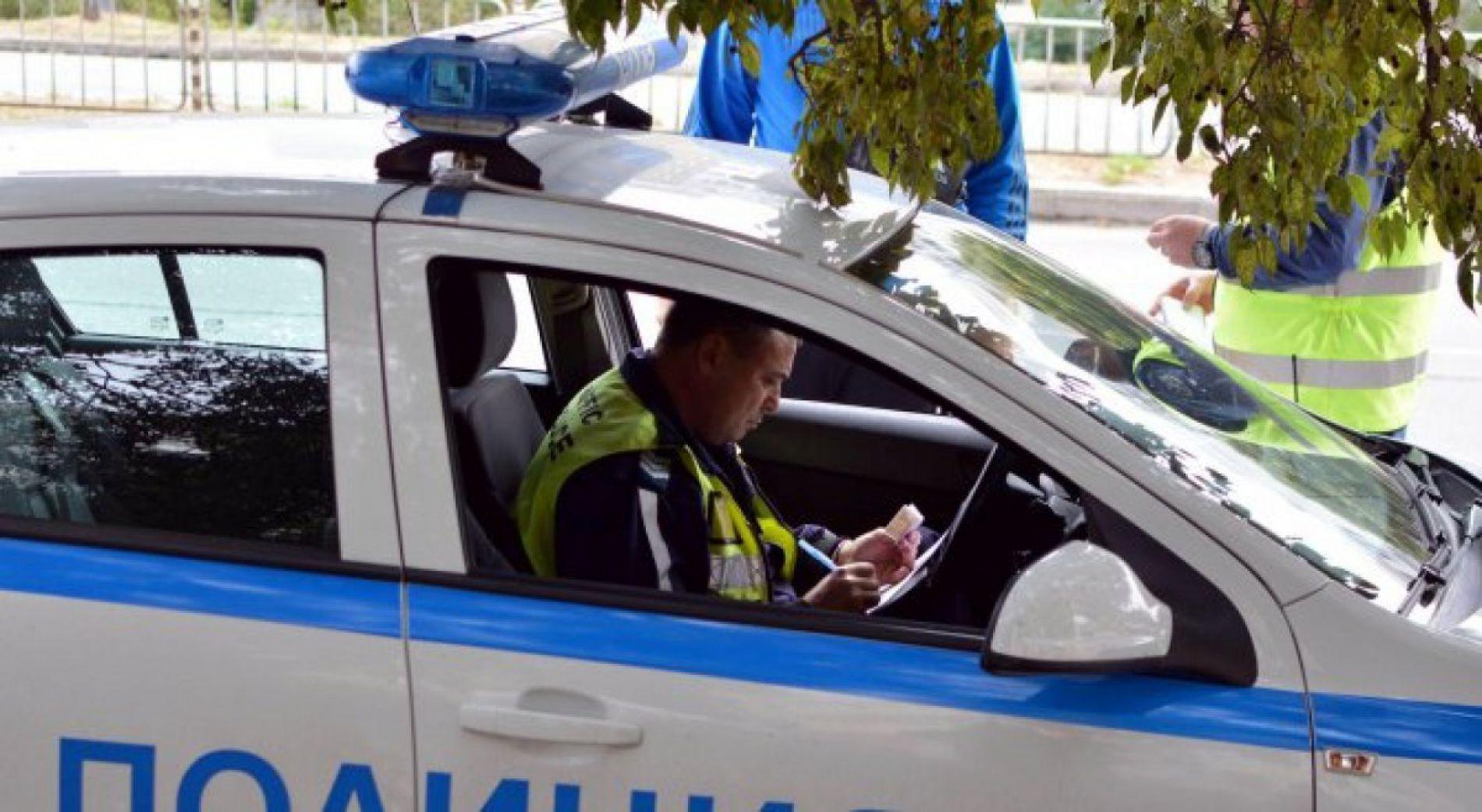 Засилен пътен контрол в посока Бургас - Царево